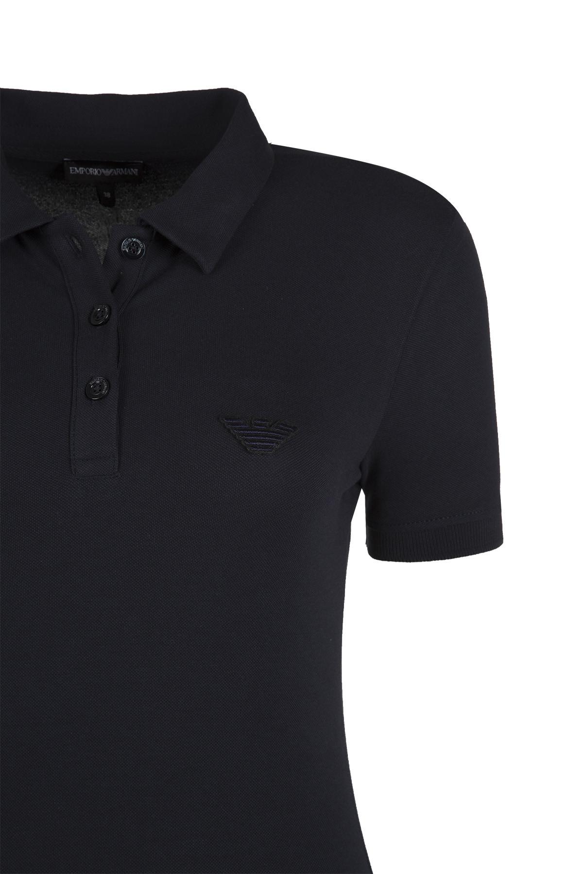 Emporio Armani Kadın Lacivert T-Shirt 3Z2M66 2J03Z 0920 2
