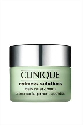 Clinique Kızarık Ciltler için Günlük Krem - Redness Solutıons Daily Relief Cream 50 ml 020714297923