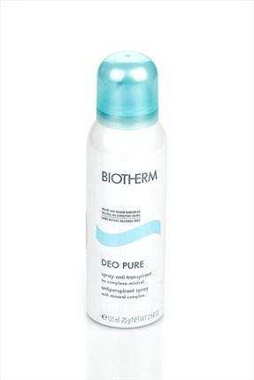 Biotherm Deo Pure Ato 125 ml Unisex Deodorant 3367729019001