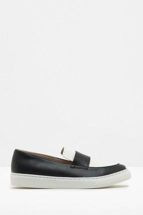 Koton Kadın Siyah Ayakkabı 7KAL21105AA