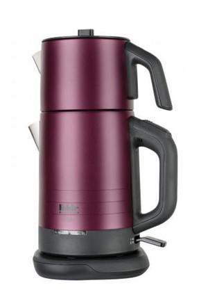 Fakir River Çelik Çay Makinesi Violet