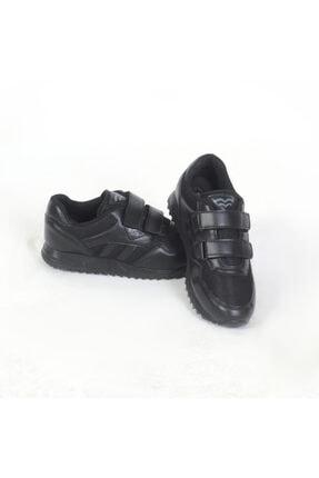 Sidasa 361-g Bağlı Siyah-siyah Anoraklı Spor Ayakkabı