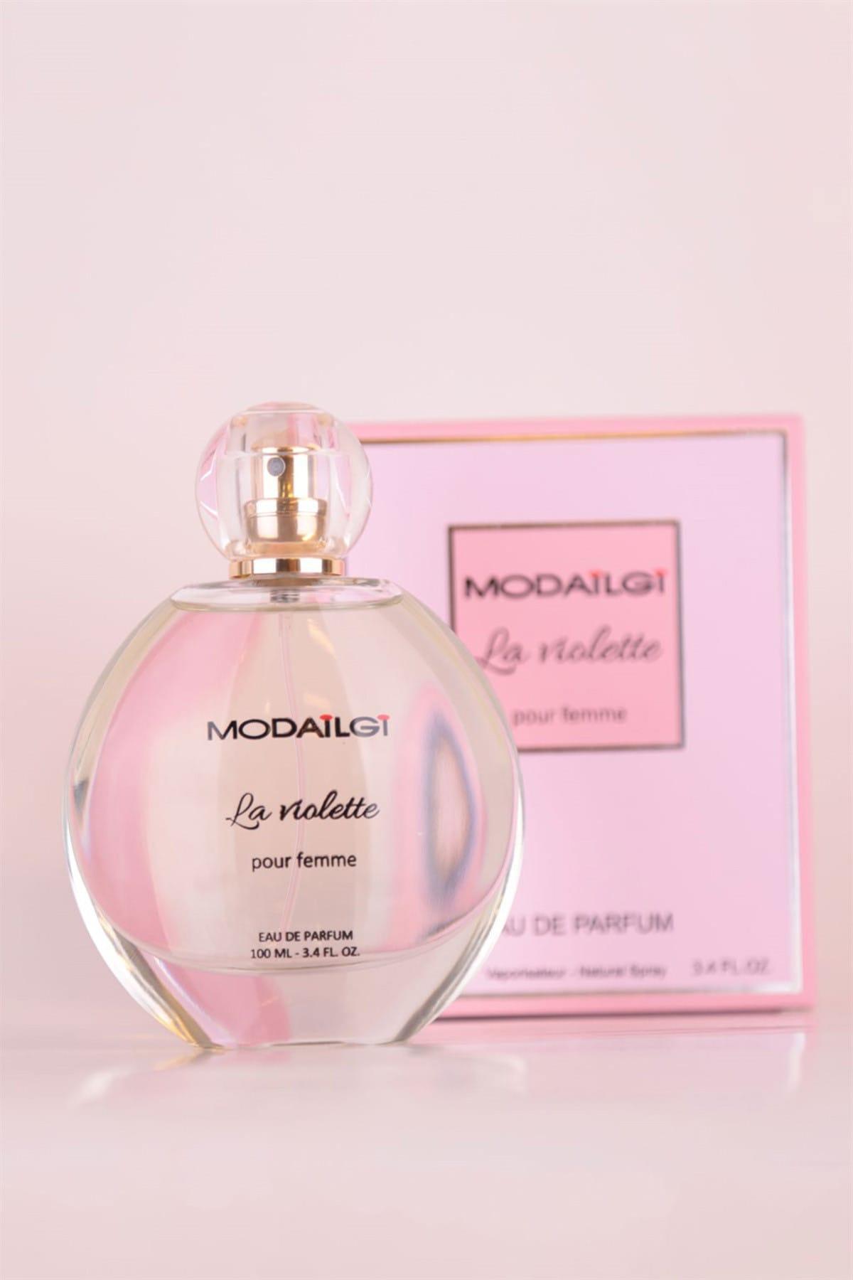 Moda İlgi Kadın No Color La Violette Parfüm PARFUM18102 1