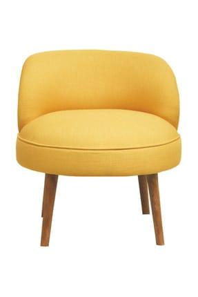Ze10 Design Nice Tekli Koltuk Sarı