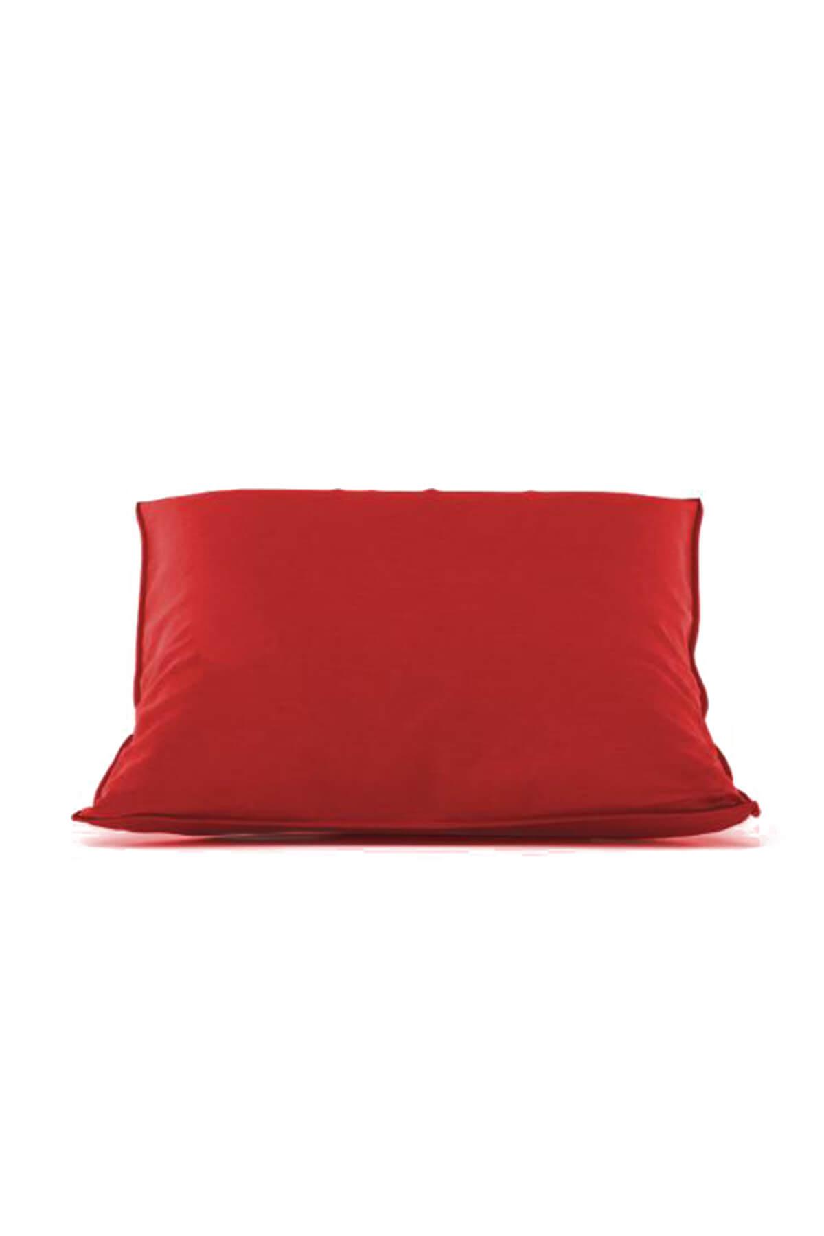 Evdemo Lale Yer Minderi Kırmızı 1