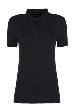 Emporio Armani Kadın Lacivert T-Shirt 3Z2M66 2J03Z 0920