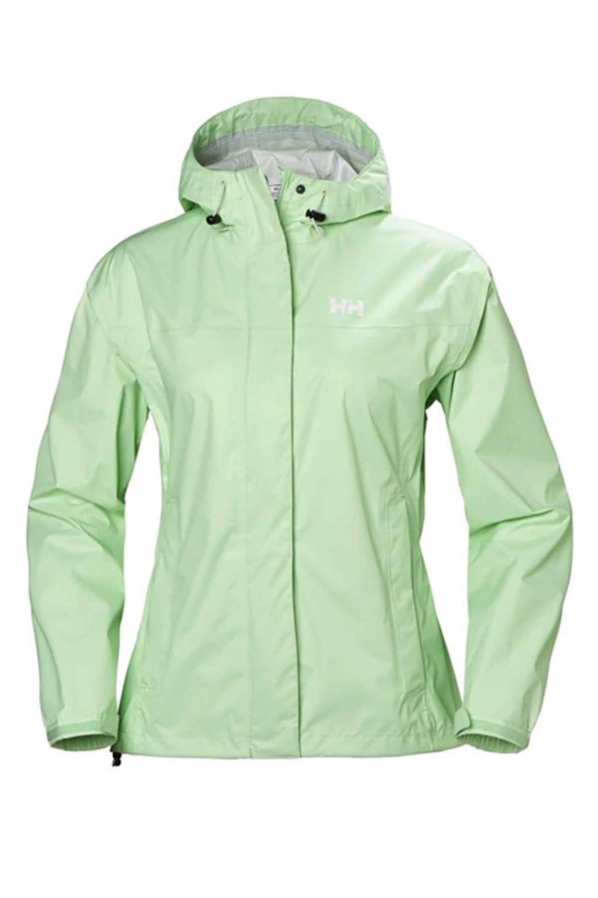 Helly Hansen Kadın Yeşil Spor Ceket 2