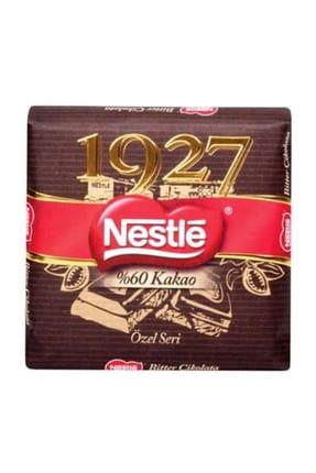 Nestle 1927 Bitter Çikolata 65 g Paket (6 Adet)
