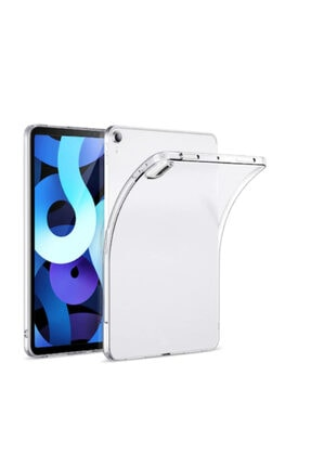 Apple Veluma Ipad Air 4 Kılıf 10.9 Inch Korumalı Şeffaf Lüx Silikon Kapak
