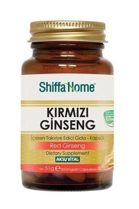 Aksu Vital Kırmızı Ginseng 60 Tablet Skt:02/2023