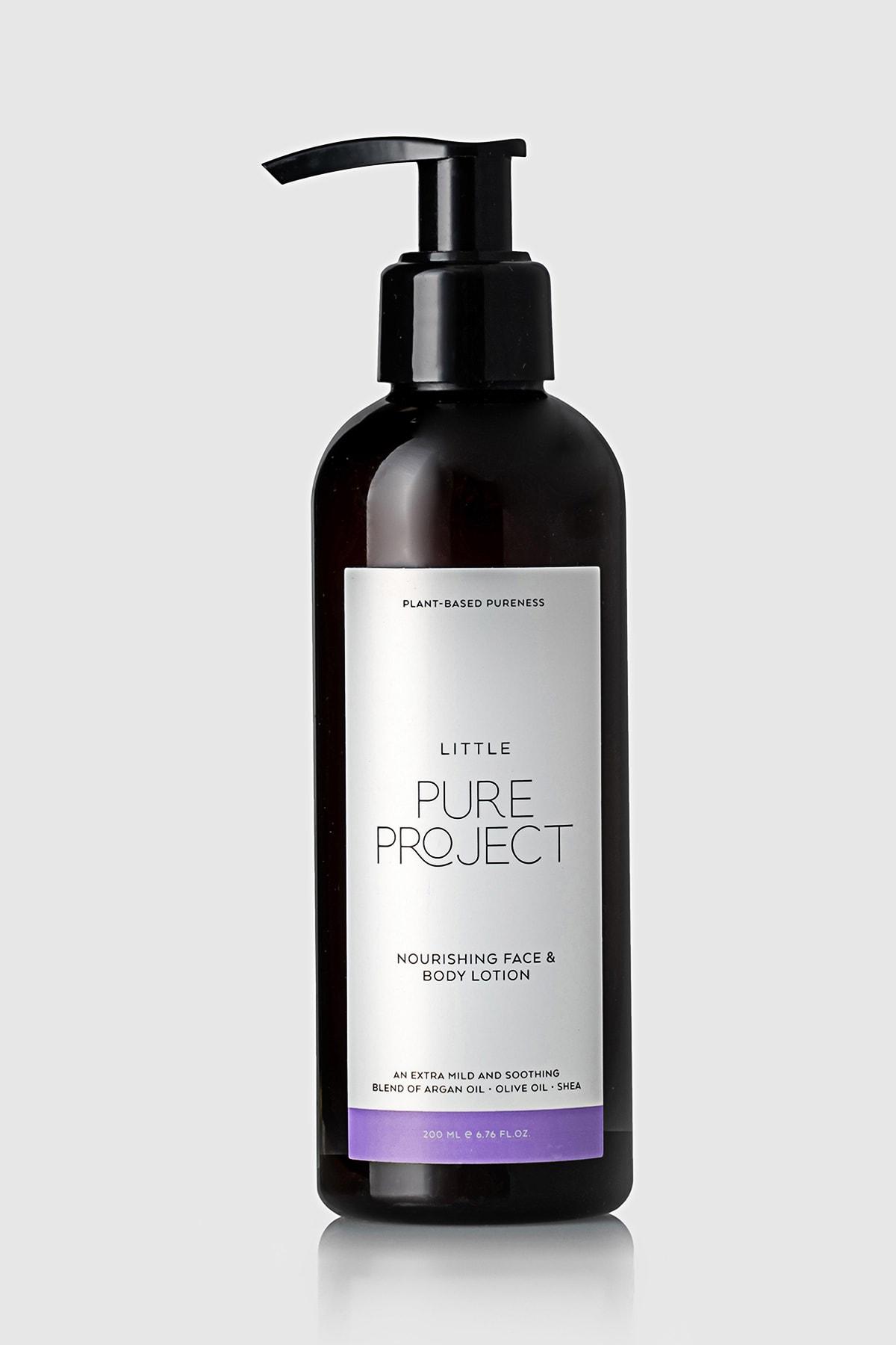 Pure Project Besleyici Yüz Ve Vücut Losyonu 2