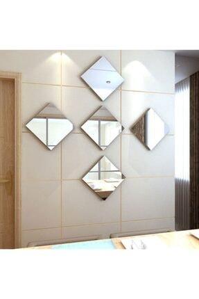 enc home 5 Adet 30x30 Kare Ayna