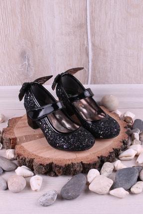 Akıllı Şirin Kız Çocuk Abiye Ayakkabı