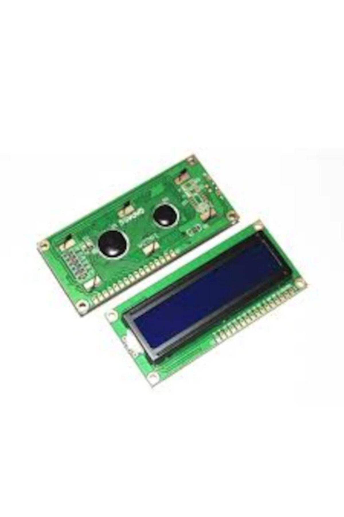 Arduino 16x2 Lcd Ekran Arka Plan Aydınlatmalı 1602 Raspberry Pıc 2