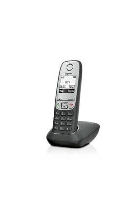 GIGASET A415 Siyah Telsiz Dect Telefon 100 Rehber Handsfree Işıklı Ekran