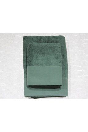 Çeyiz Diyarı Soft Pastel Pamuklu 2 Li Banyo Havlu Takımı