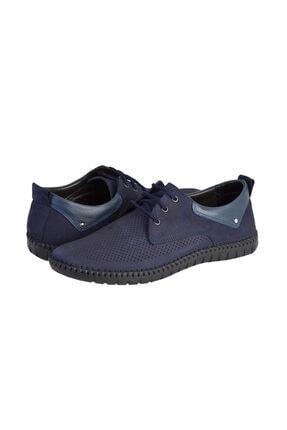 Kiğılı Casual Bağcıklı Nubuk Ayakkabı