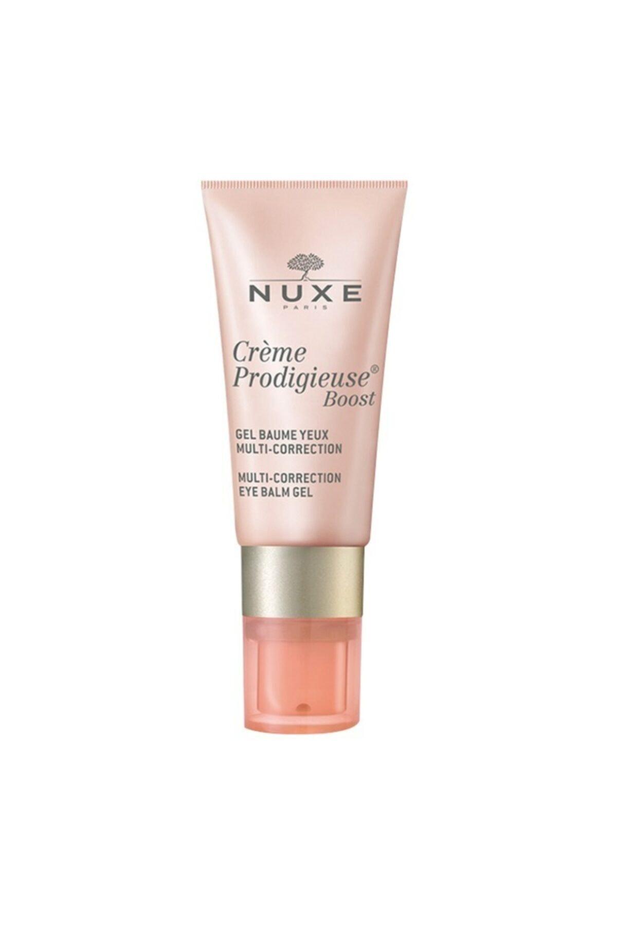 Nuxe Creme Prodigieuse Boost Multi Correction Eye Balm Gel 15 ml 1