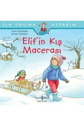 İş Bankası Yayınları Elif'in Kış Macerası