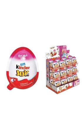 armaganhane Kinder Joy Süpriz Yumurta Kızlar Için 20 gr X 24'lü