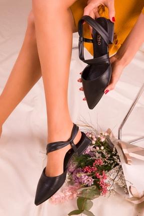 SOHO Siyah Kadın Sandalet 15933
