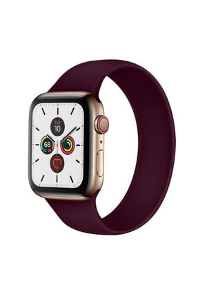 zore Apple Watch 44mm Süper Silikon Small Kordon