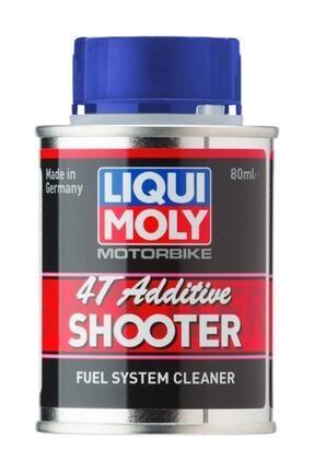 Liqui Moly 4 Zamanlı Motosiklet Benzin Katkısı - Yakıt sistemi Temizleyici 80 ml. (7824)