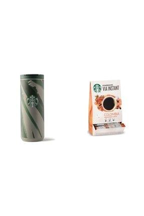 Starbucks Termos Ve Çözünebilir Kahve