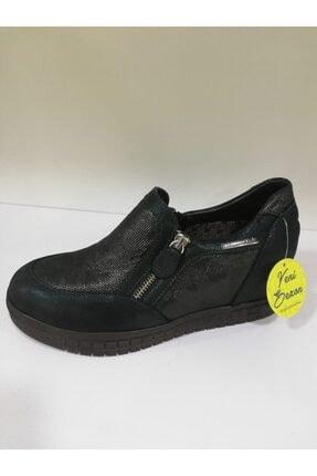 Mammamia 18k 975 Kadın Haki Ayakkabı