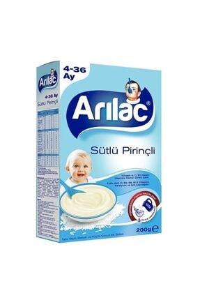 Arılac Arilac Sütlü Pirinçli Bebek Ve Çocuk Ek Gıdası