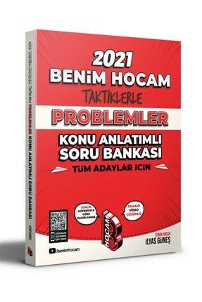 Benim Hocam Yayınları Benim Hocam 2021 Taktiklerle Problemler Konu Anlatımlı Soru Bankası