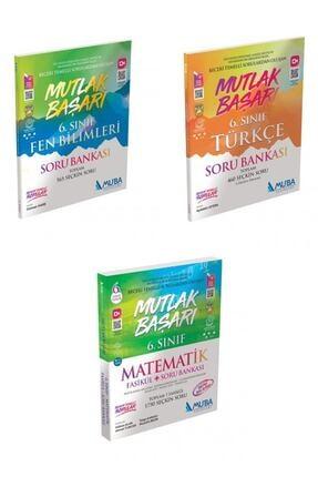 Muba Yayınları 6. Sınıf Matematik Fasikül & Soru B, Mb Türkçe Ve Fen Bilimleri Soru Bankası Seti
