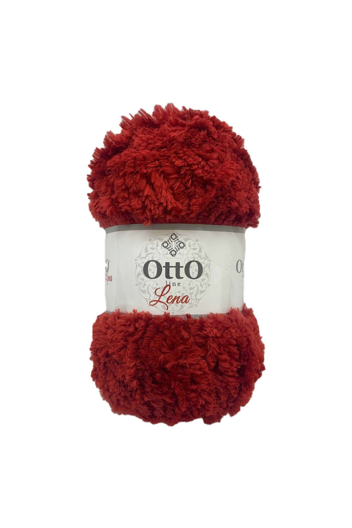 Otto Lena 13 (kırmızı) El Örgü Ipi 1 Adet 2