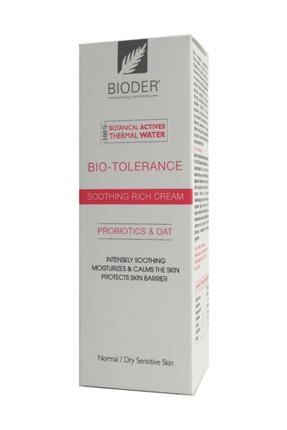 Bioder Bio Tolerance Riche Cream 30 ml