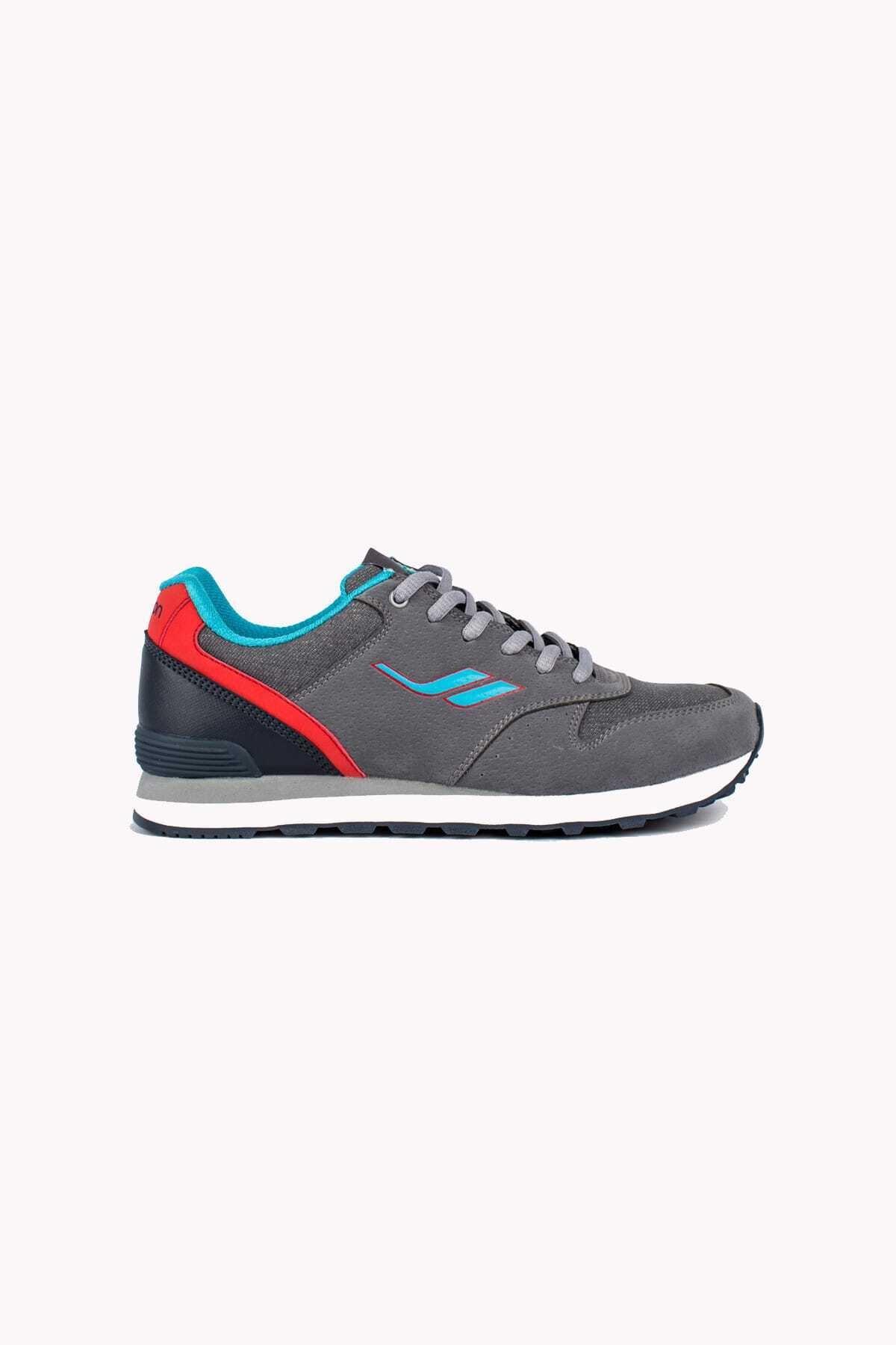Lescon Kadın Sneaker L-5618 - 18bau005618g-afm Gri 1
