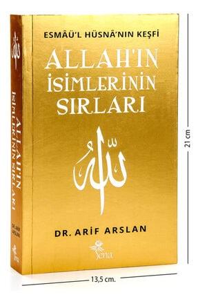 Sena Yayınları Allah'ın Isimlerinin Sırları - Dr. Arif Arslan - Sena Yayıncılık-1285