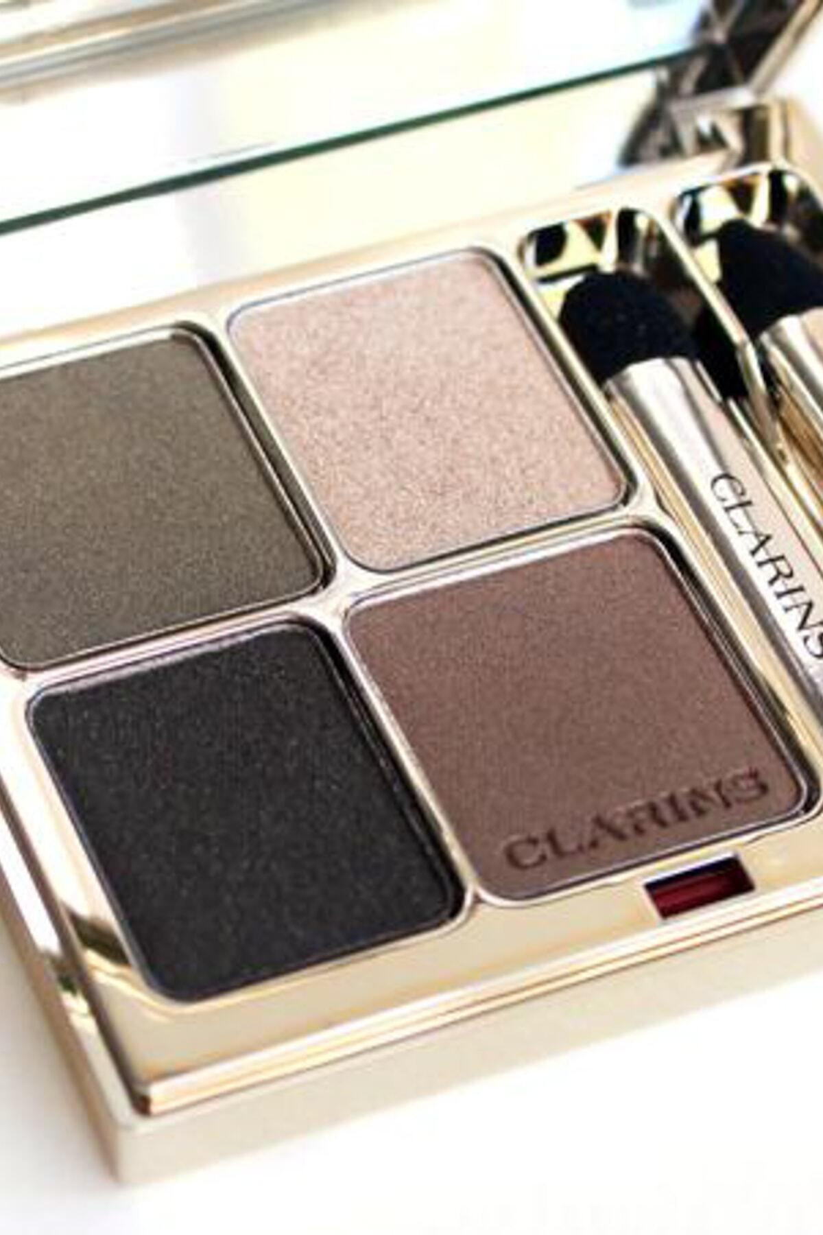 Clarins Göz Farı - Eye Quartet Mineral Palette Long-Lasting V 3380814220816 2