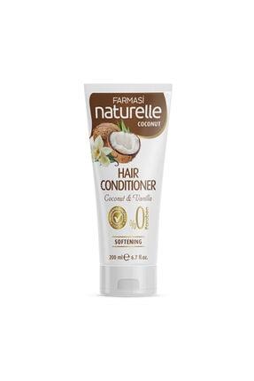 Farmasi Farması Naturelle Coconut Hindistan Cevizli Saç Kremi 200 Ml
