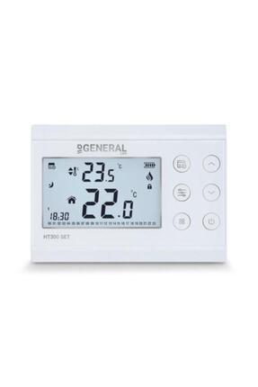 GENERAL Life General Set Programlanabilir Kablosuz Oda Termostatı Ht 300