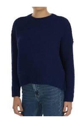 Jack & Jones Kadın Onldetroıt L/s Oversıze Pullover Knt