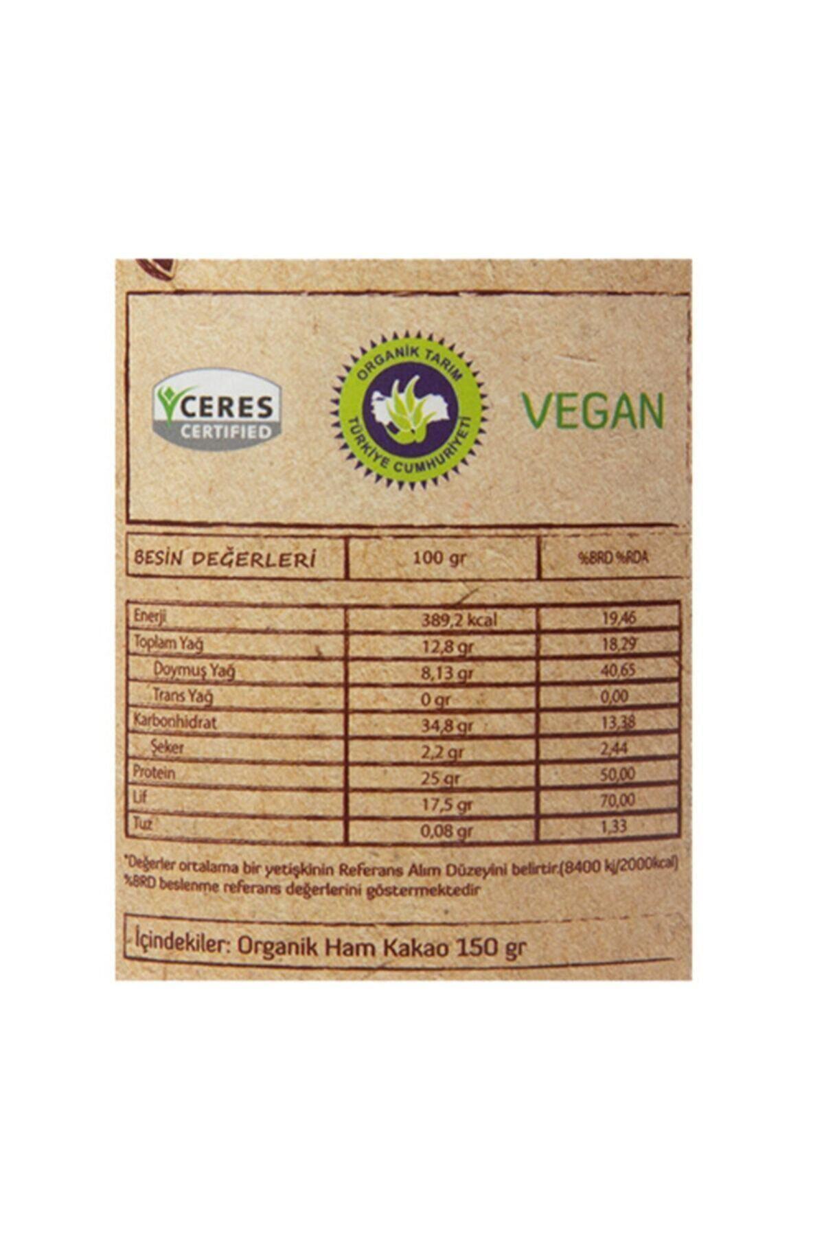 Güzel Gıda Organik Ham Kakao 150 gr 2