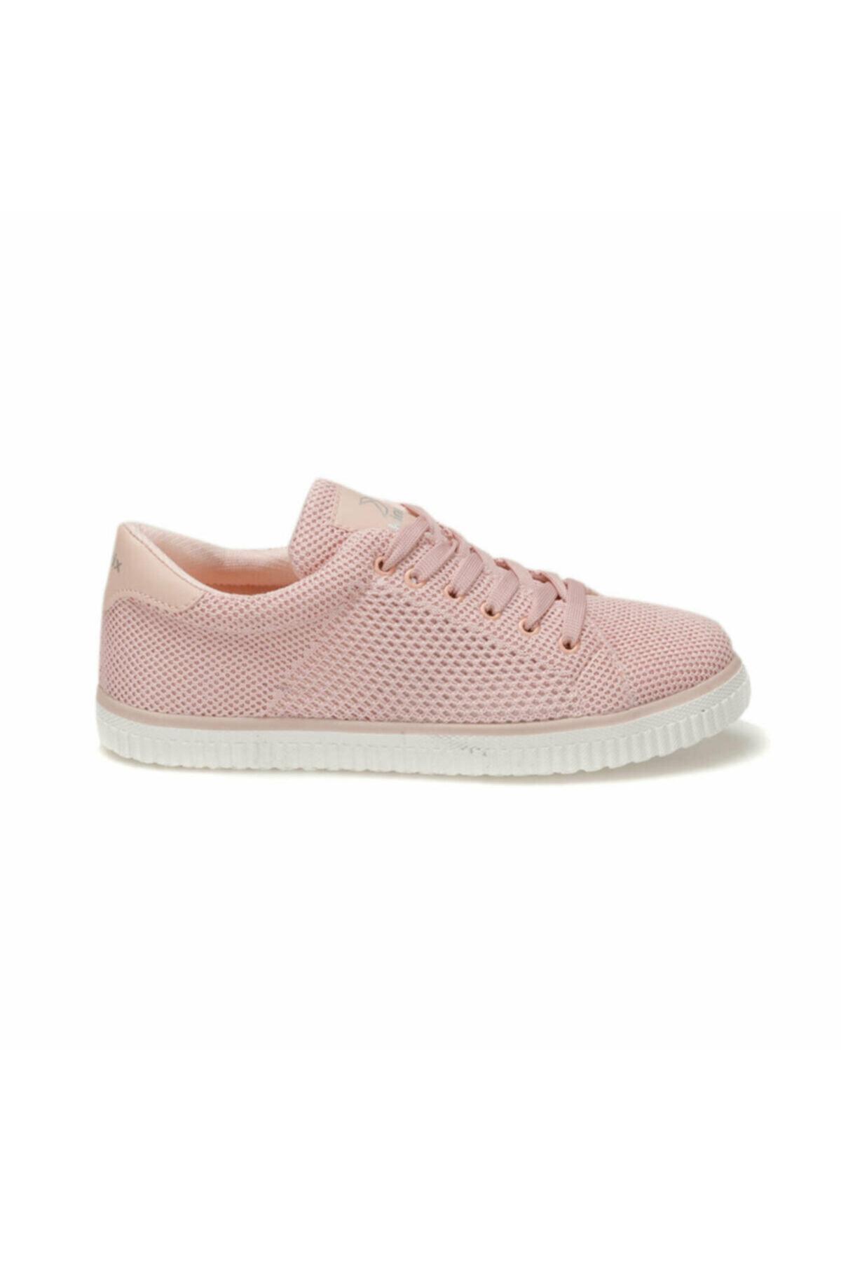 Kinetix Kadın Pembe Günlük Spor Ayakkabı 1081 2