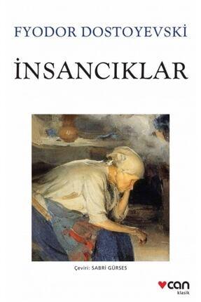 Can Yayınları Insancıklar - Fyodor Mihayloviç Dostoyevski
