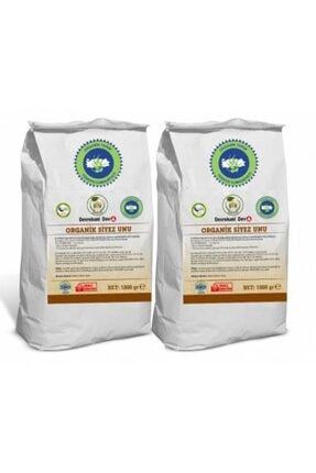 Devrekani DevA Sertifikalı Organik Taş Değirmen Tam Tahıl Siyez Buğdayı Unu 10 Kg