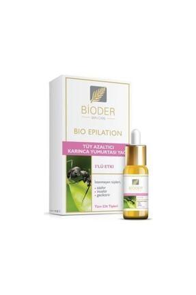 Bioder Bio Epilation Tüy Azaltıcı Karınca Yumurtası Yağı 30 ml