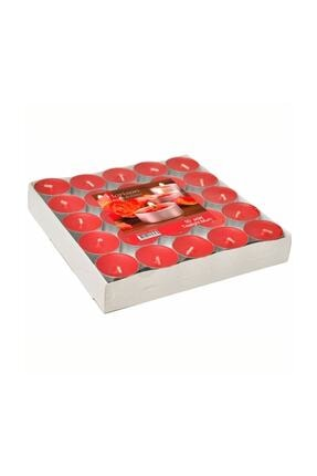 Horizon Mum Tealight Mum - Kırmızı (50'li) / 2528-tr