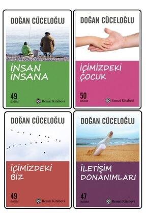 Remzi Kitabevi Insan Insana-içimizdeki Çocuk- Içimizdeki Biz-iletişim Donanımları 4 'lü Set Doğan Cüceloğlu