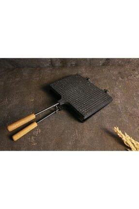 Bonera Granit Efektli Döküm Ocak Üstü Tost Makinesi