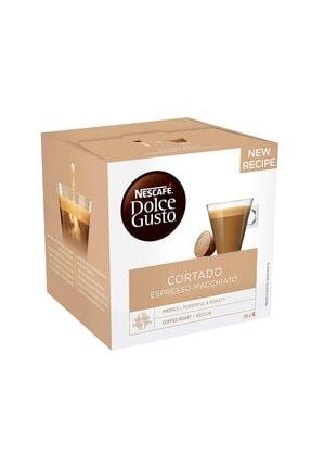 Nescafe Dolce Gusto Cortado Espresso Macchıato