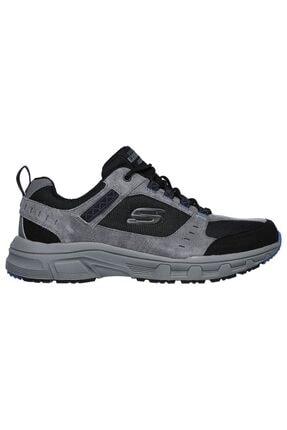SKECHERS OAK CANYON Erkek Gri Outdoor Ayakkabı